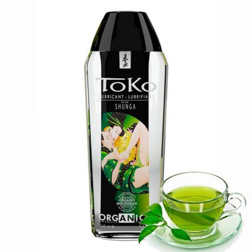 toko vegano chá verde